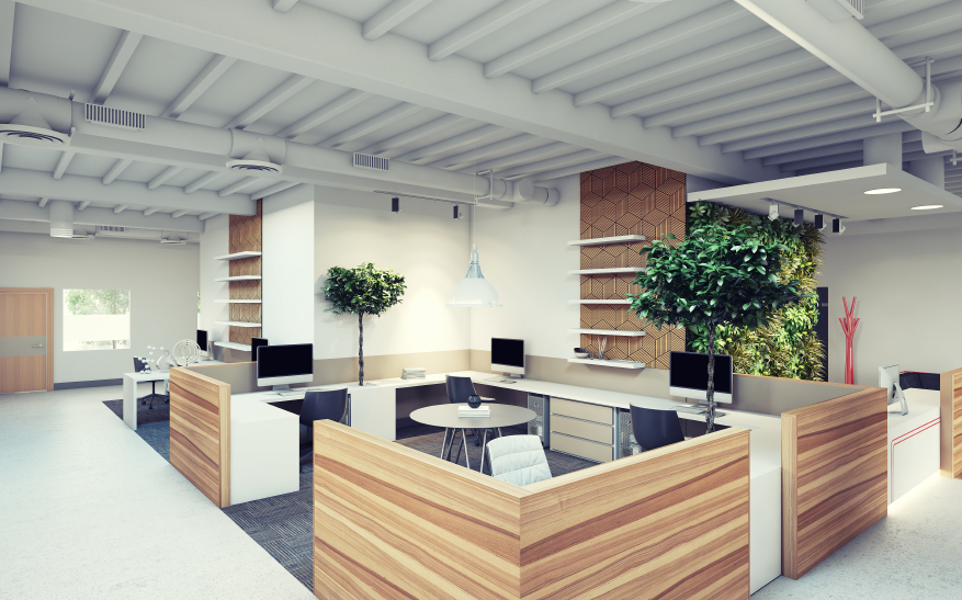 Factors to consider in your new office or villa