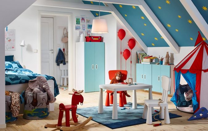 Tips to make your kid's room look more attractive